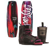 Hyperlite Venice Wakeboard + Jinx Bindings - Women's 2015
