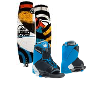 Liquid Force Classic Wakeboard + Transit Wakeboard Bindings 2015
