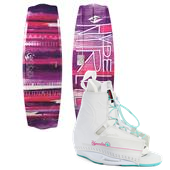 Hyperlite Eden 2.0 Wakeboard + Allure Wakeboard Bindings - Women's 2015