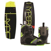Hyperlite State 2.0 Wakeboard + Remix Wakeboard Bindings 2015