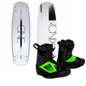 Ronix One Modello Wakeboard 2013 + Ronix One Wakeboard Bindings 2014