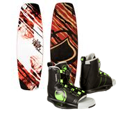 Liquid Force Slab Wakeboard 2013 + Index Bindings 2014