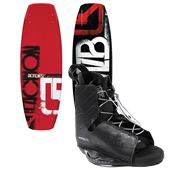 CWB Faction Wakeboard + Hyperlite Frequency Bindings
