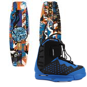 Liquid Force Shane Hybrid + Shane Bindings 2014