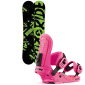 Ride Agenda Snowboard 2014 + Union Force Bindings 2013