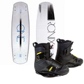 Ronix One Modello Wakeboard + Code 55 Wakeboard Bindings 2013