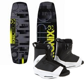 Ronix District Wakeboard + Viva Wakeboard Bindings 2013