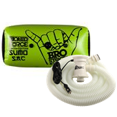 Liquid Force Bro Bag 600 Sumo Ballast Bag + Straight Line Sumo Ballast Pump