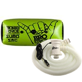 Liquid Force Bro Bag 750 Sumo Ballast Bag + Straight Line Super Sumo Ballast Pump
