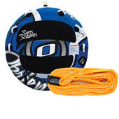 Obrien Super Screamer Tube + Connelly 60 ft Safety Tube Rope