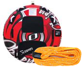 Obrien Screamer Tube + Connelly 60 ft Safety Tube Rope