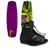 Ronix Bill Wakeboard + Ronix Divide Wakeboard Bindings