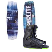 Hyperlite State 2.0 Wakeboard + Hyperlite Team OT Wakeboard Bindings