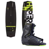 Hyperlite Marek Nova Wakeboard + Hyperlite Team OT Wakeboard Bindings