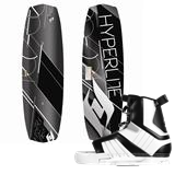 Hyperlite Forefront Wakeboard + Remix Bindings 2012
