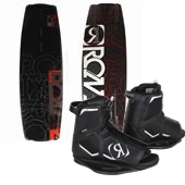 Ronix Vault Wakeboard + Divide Bindings 2012