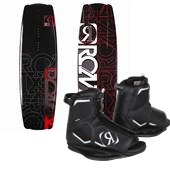 Ronix Vault Wakeboard - Blem + Divide Bindings 2012