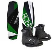 Ronix Viva Wakeboard + Divide Bindings 2013