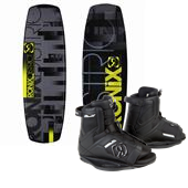 Ronix District Wakeboard + Divide Bindings