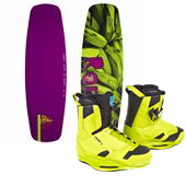Ronix Bill Wakeboard + Frank Bindings