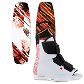 Liquid Force Slab Wakeboard + Vantage OT Bindings 2013