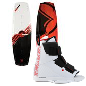 Liquid Force Watson Wakeboard + Vantage OT Bindings 2013