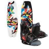 Liquid Force PS3 Grind Wakeboard + Index Bindings 2013