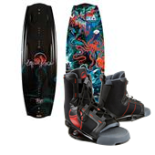 Liquid Force Trip Wakeboard + Index Bindings 2013