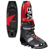 CWB Transcend Wakeboard + AA Bindings 2013