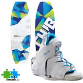 CWB Absolute Wakeboard + Torq Bindings 2013