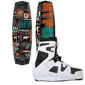 Hyperlite Clash Wakeboard + Team CT Bindings 2013