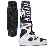 Hyperlite Tribute Wakeboard + Team CT Bindings 2013