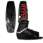 Hyperlite State Wakeboard + Focus Bindings 2013