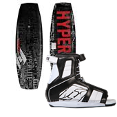 Hyperlite State Wakeboard + Remix Bindings 2013