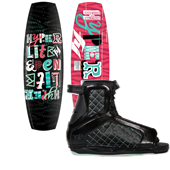 Hyperlite Eden Wakeboard + Jinx Bindings - Women's 2013
