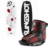 Slingshot Choice Wakeboard + Option OT Bindings 2013