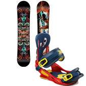 CAPiTA Horrorscope Snowboard + Union Flite Bindings 2014