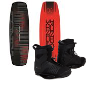 Ronix District Wakeboard + Preston Bindings 2014