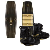 Ronix Faith Hope Love Wakeboard + Faith Hope Love Bindings - Women's 2014