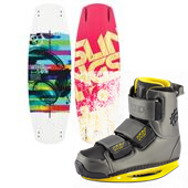 Slingshot Windsor Wakeboard + KTV Wakeboard Bindings 2014
