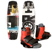Liquid Force Witness Grind Wakeboard + Domain Wakeboard Bindings 2014