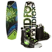 Liquid Force Trip Wakeboard + Index Wakeboard Bindings 2014
