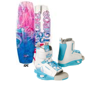 Liquid Force Dream Wakeboard + Dream Wakeboard Bindings - Girl's 2014