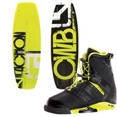 CWB Faction Wakeboard + Faction Bindings 2014