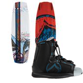 Liquid Force Watson Hybrid Wakeboard + Index Bindings