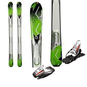 K2 A.M.P. Photon Skis + Marker 10.0 EPSBindings 2013