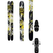 Atomic Blog Skis + Rossignol Axium 120 XXL Bindings 2013