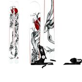 Line Skis Mr Pollard's Opus Skis + Rossignol Axial2 120 Bindings 2014