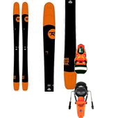 Rossignol Super 7 Skis + Rossignol FKS 140 Ski Bindings 2015