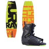 Hyperlite Murray Wakeboard + Team OT Bindings 2014